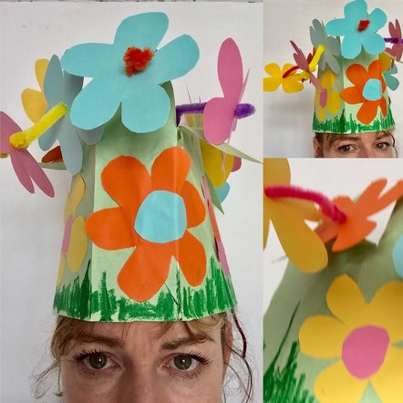 Make a Summer hat!