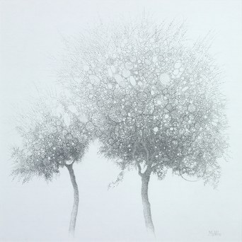 Summer trees - sold
