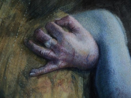 The day is what you make it, detail (2)