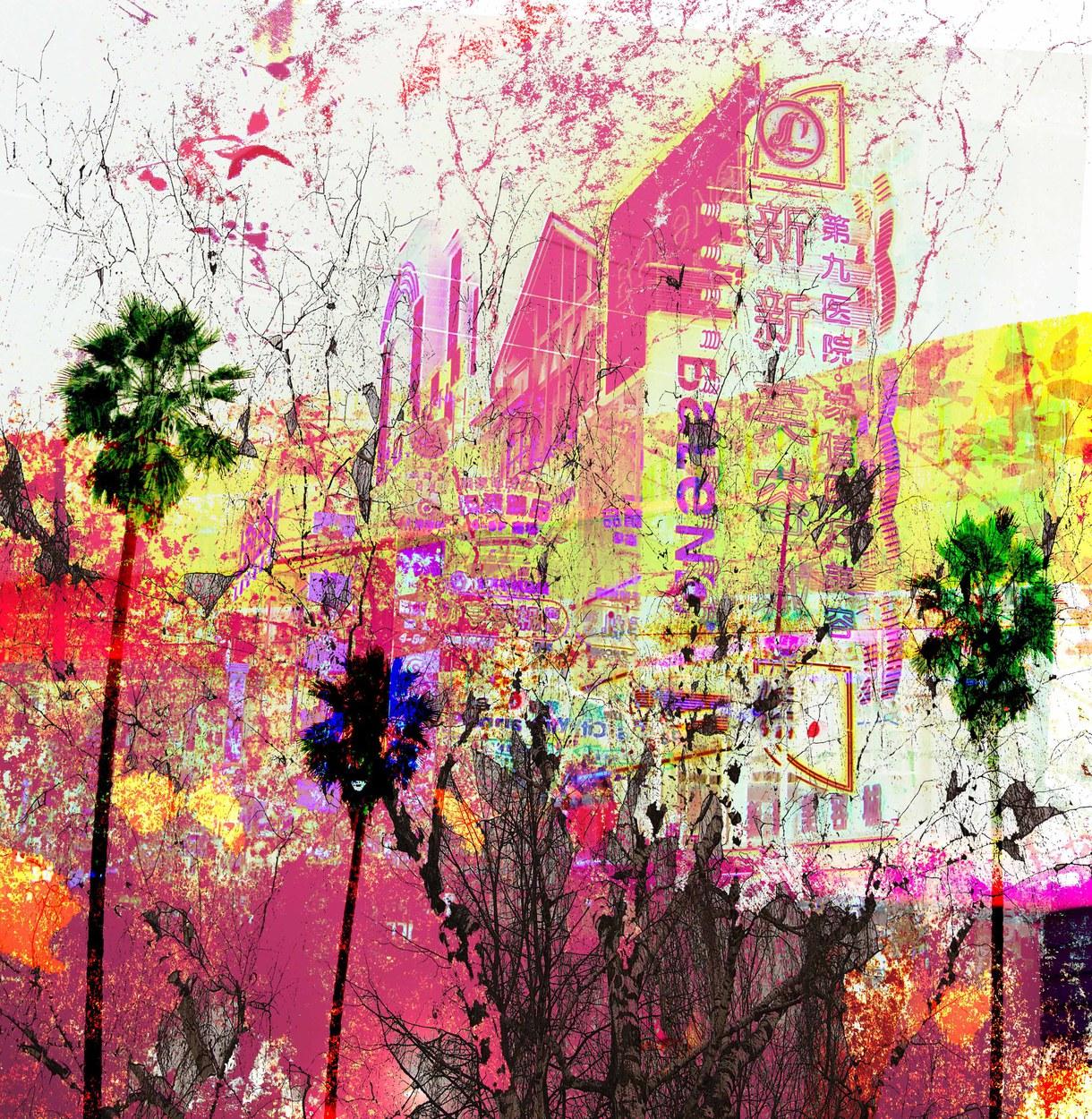 Neon Desert III