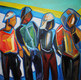 """Movers 57""""x57"""""""