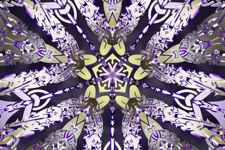 Mandalas and Kaleidoscopes