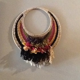 Fiber/Textile Art and Jewelry