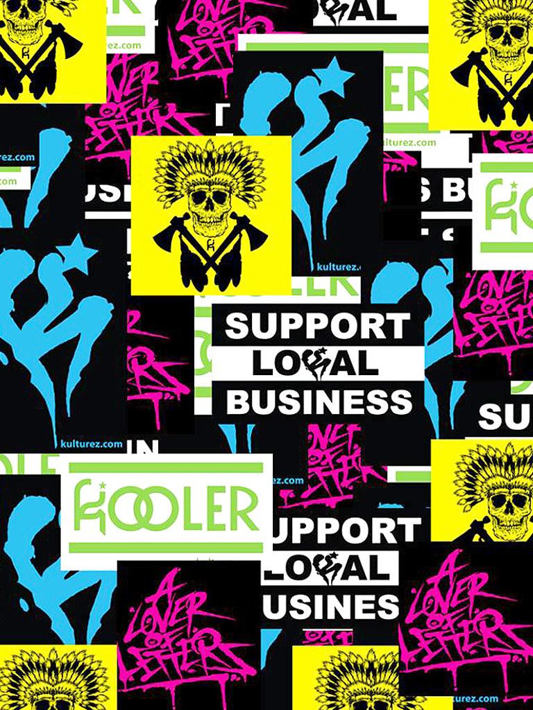 Client: Kulturez Stickers