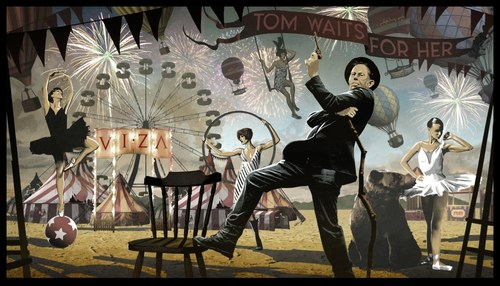 Tom Waits for Her