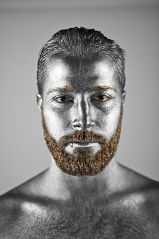 Silver to Gold - Beard #5