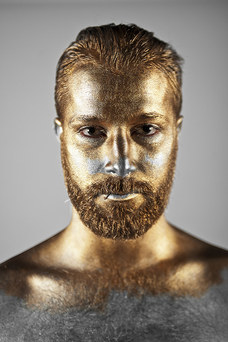 Silver to Gold - Beard #7