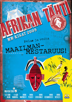 Afrikan tähti poster