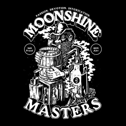 Moonshine Masters T-shirt