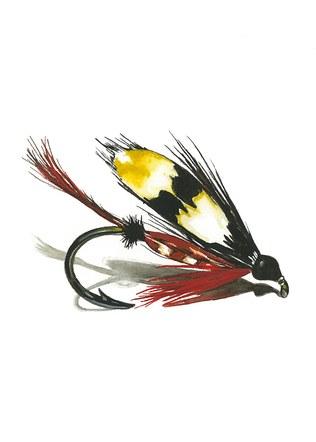 Golden Rod Wet Fly