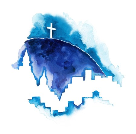 Mont Royal en Bleu