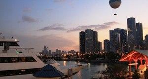Ballooning Chicago