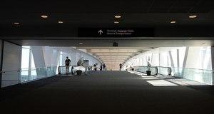 Leaving Denver - Denver International Airport