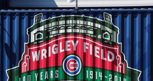 Wrigley Field - 100 Years