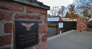Arlington National Cemetery - Wreaths Across America