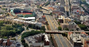 Boston Strong - FENWAY - Photographed September 7, 2012