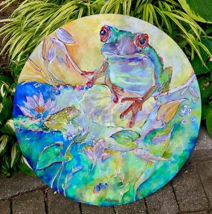 DigIndy Project - Frog Metamorphis