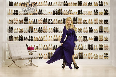 Rachel Zoe Relaunch for Shoedazzle