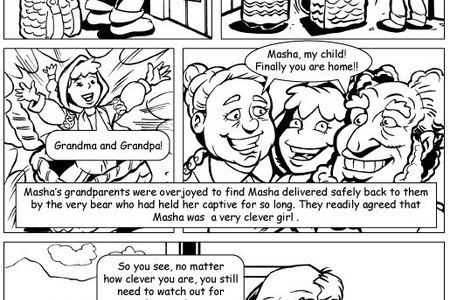 McGraw-Hill Graphic Novel Stories