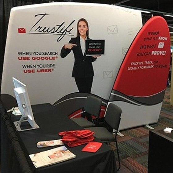Conference and Trade Show Graphics and Booths