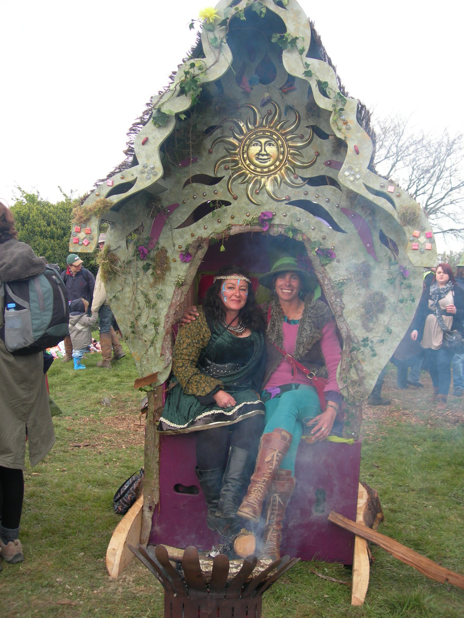 The Faerie Queen Seat