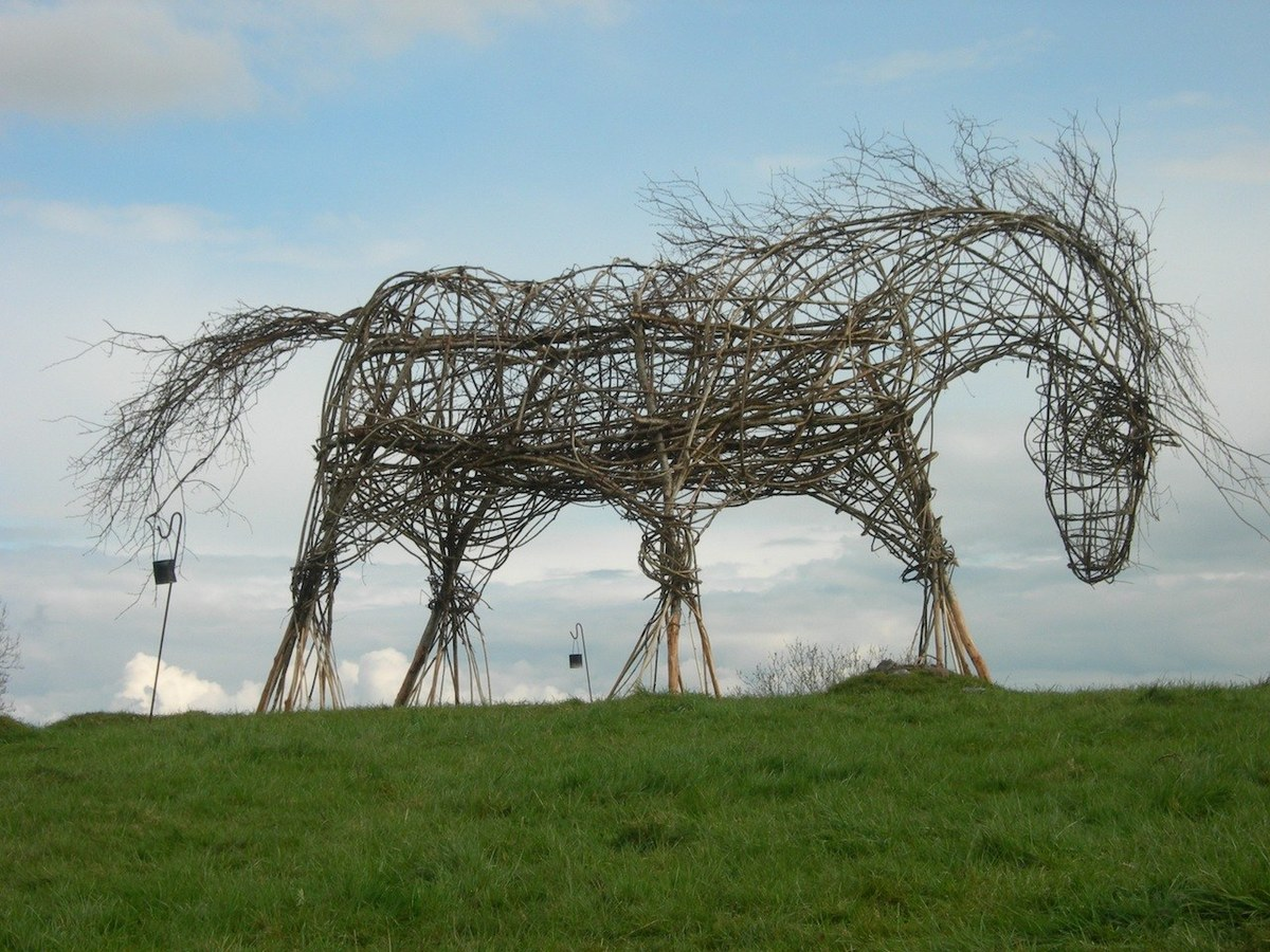 Hazel Horse