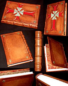 Knights Templar Travel Journal