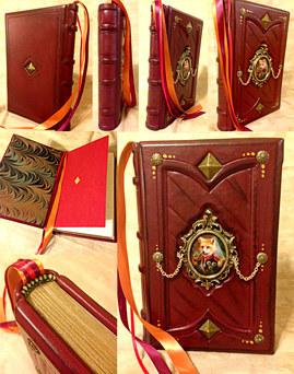 Captain Alfonse Linnaeus Crimsontail
