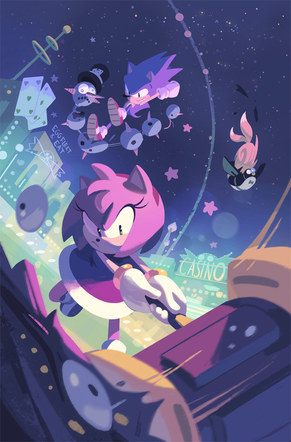 IDW's Sonic the Hedgehog #2