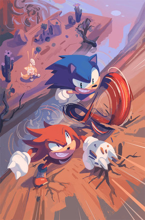 IDW's Sonic the Hedgehog #3