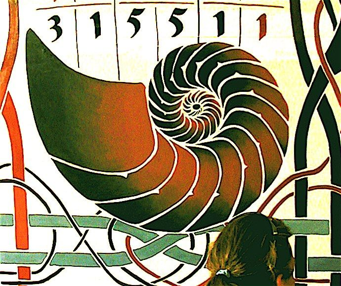 """NUMB3RS"" mural ep. 13 (detail)"