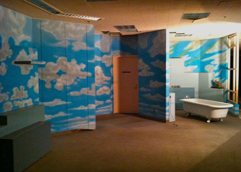 """TIM & ERIC'S BILLION $ MOVIE"" cloud room, also"