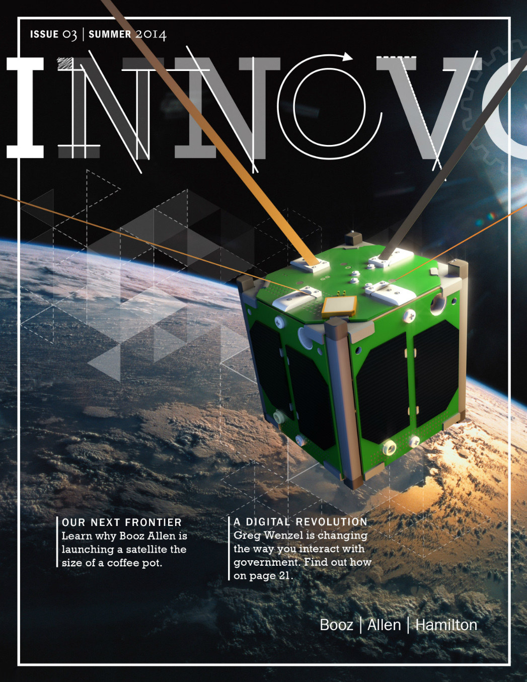 INNOVO Magazine Cover