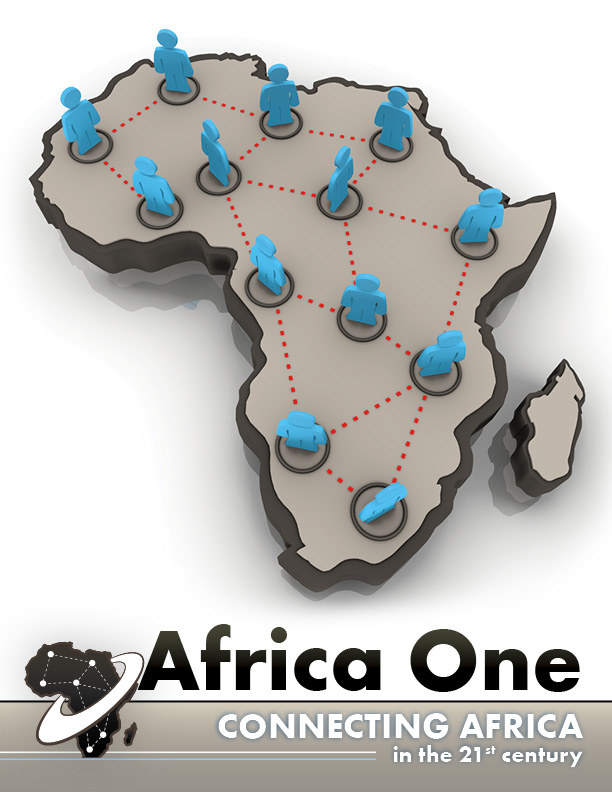 Logo and Brochure Graphic - Africa One