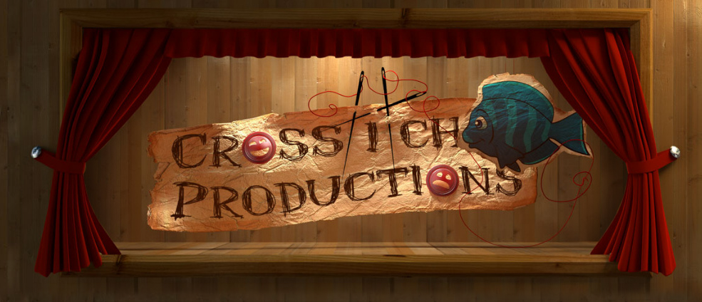 Logo and Website Header - Crosstitch Productions