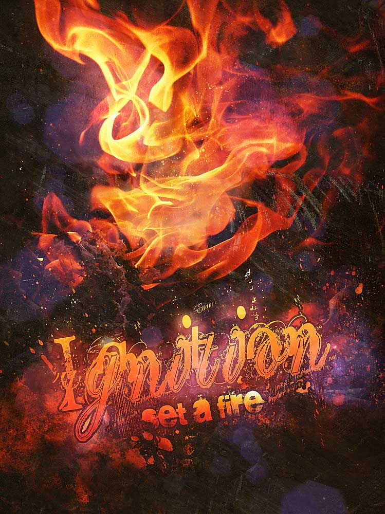 Brochure Cover and Logo - Ignition