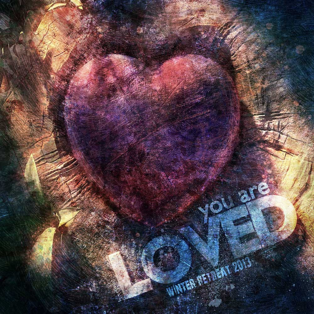CD Cover - You Are Loved