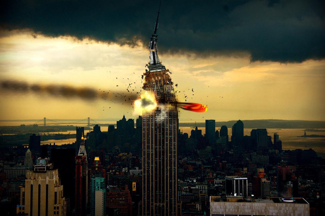 Apocalyptic Photo Re-touching