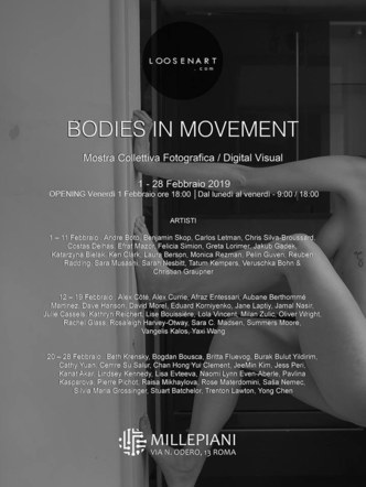 Bodies in Movement
