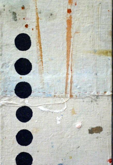 ironing board, detail