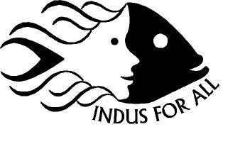 Indus for all logo.