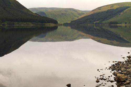 Scotland, The Borders St Mary's Loch