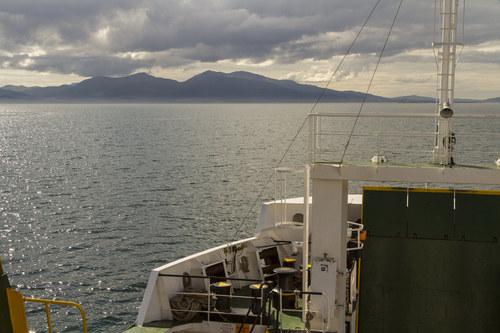 Scotland, ferry to Mull