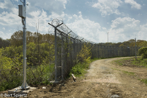 Bulgaria, the new EU built fence against human trafficking on the Turkish border