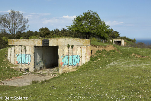 Bulgaria, former Warsaw Pact bunkers