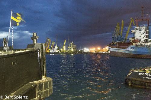 Bulgaria, Burgas port