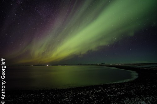 Night Over Iceland