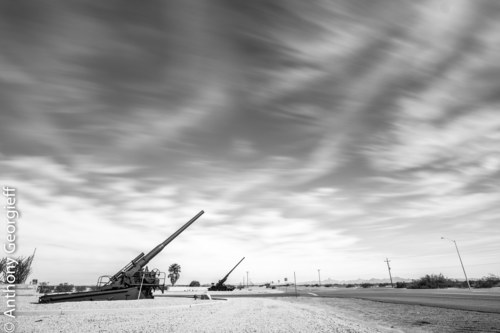 Atomic Cannon, Yuma, Arizona