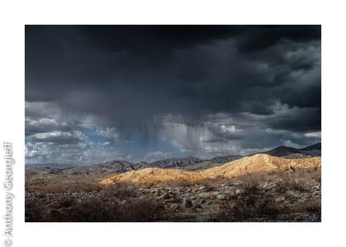 Desert Storm, Anza-Borrego, Cali