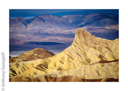 Zabriskie Point, Cali